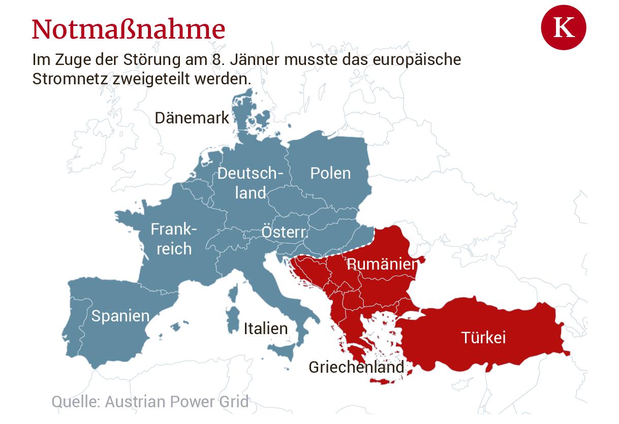 Sichere Stromnetze: Was in Österreich zu tun ist