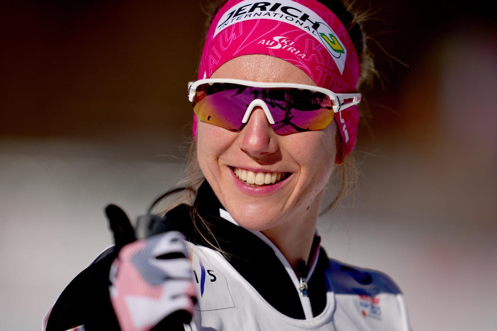 ÖSV-Ass Stadlober als Einzelkämpferin für den Langlaufsport