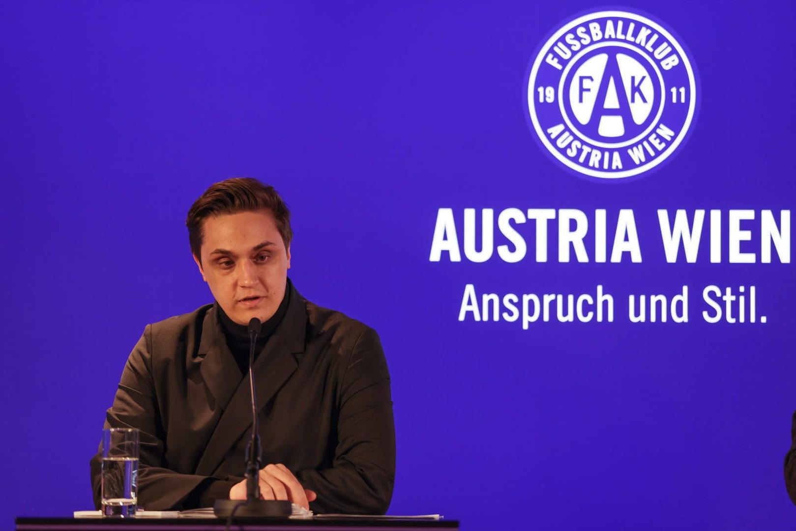 Das sind die neuen starken Männer der Wiener Austria