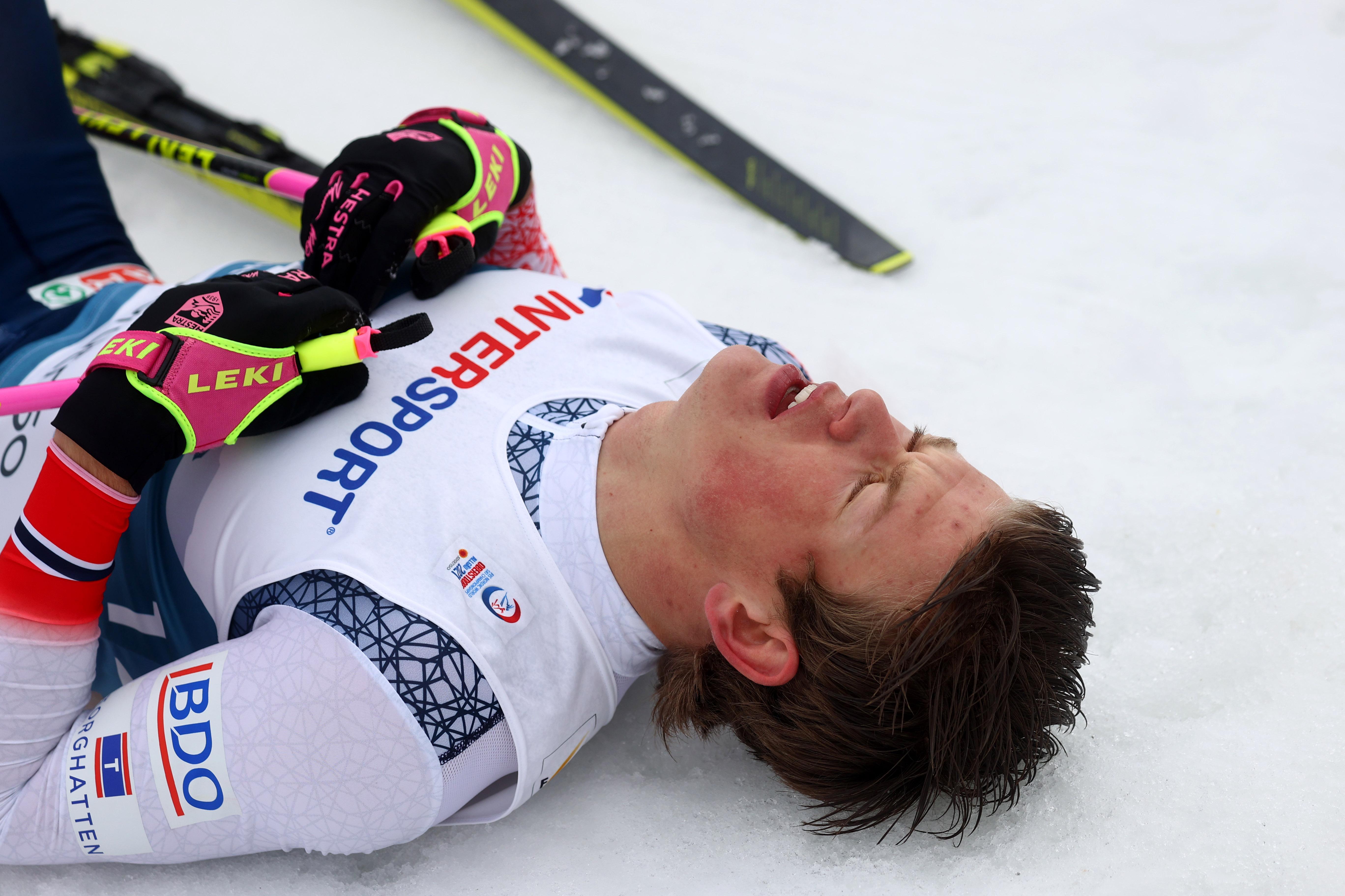 Norweger Kläbo holte über 50 km viertes WM-Gold im Langlauf