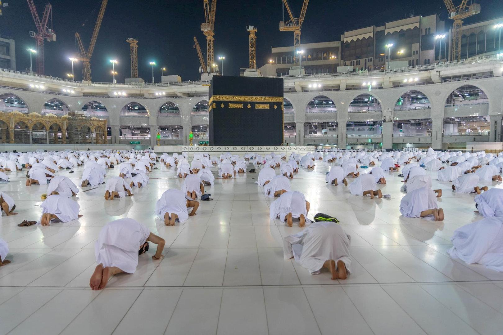 Wenn der Glaube allein für Mekka nicht ausreicht