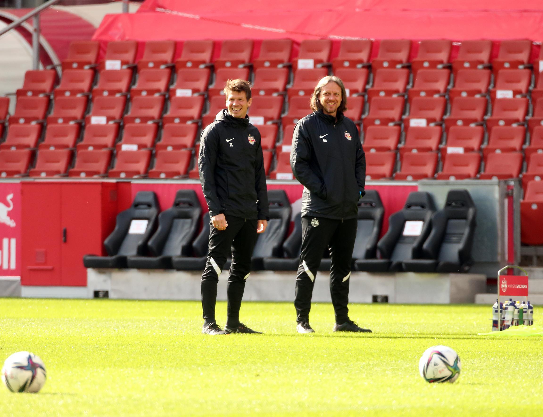 FUSSBALL TIPICO-BUNDESLIGA: FC RED BULL SALZBURG - SPUSU SKN ST.PÖLTEN