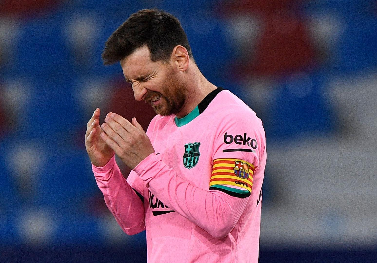 Barcelona verspielt bei Levante wohl seine Titelchance