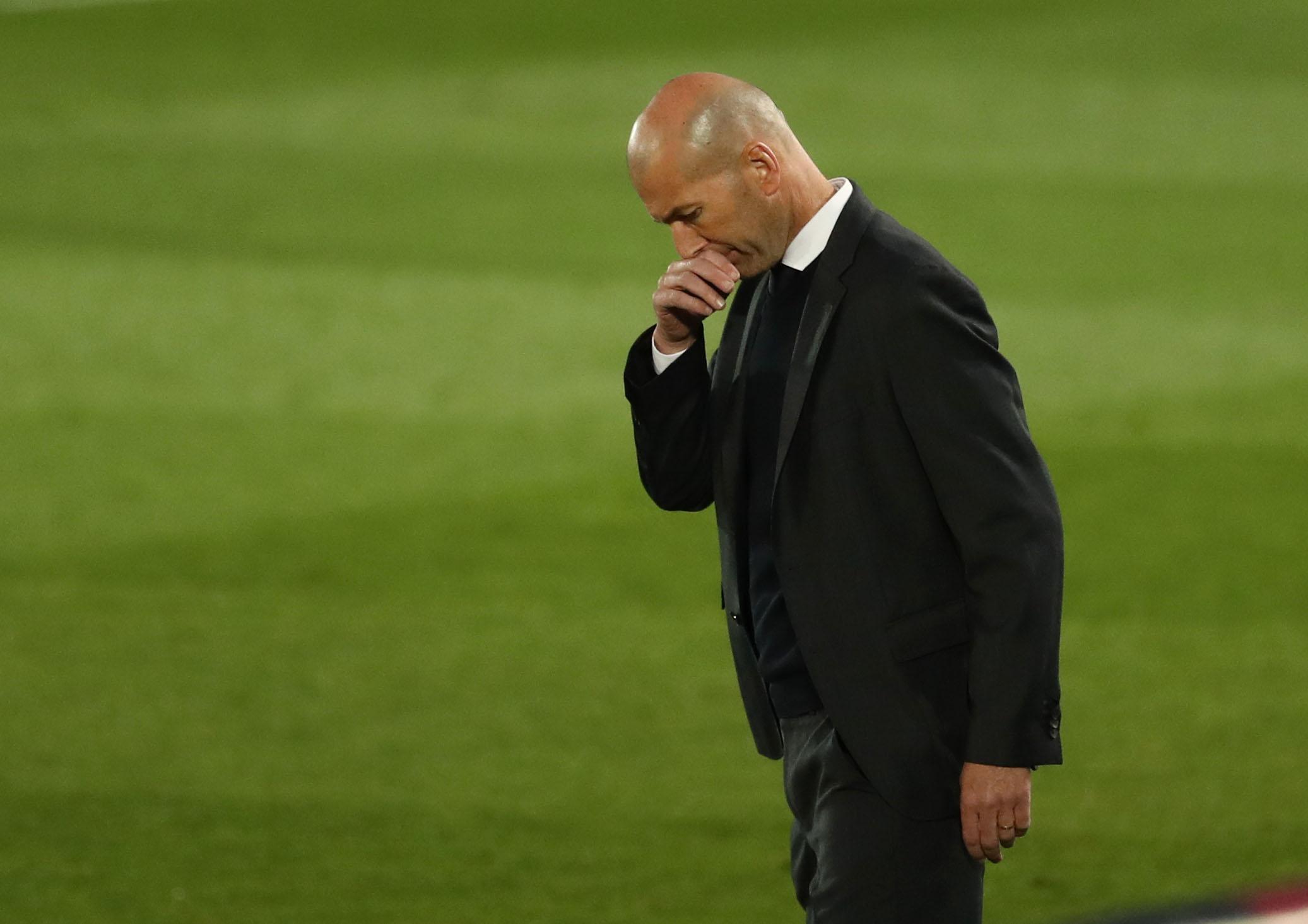 Real-Abgang fix? Zidane soll sich bereits verabschiedet haben