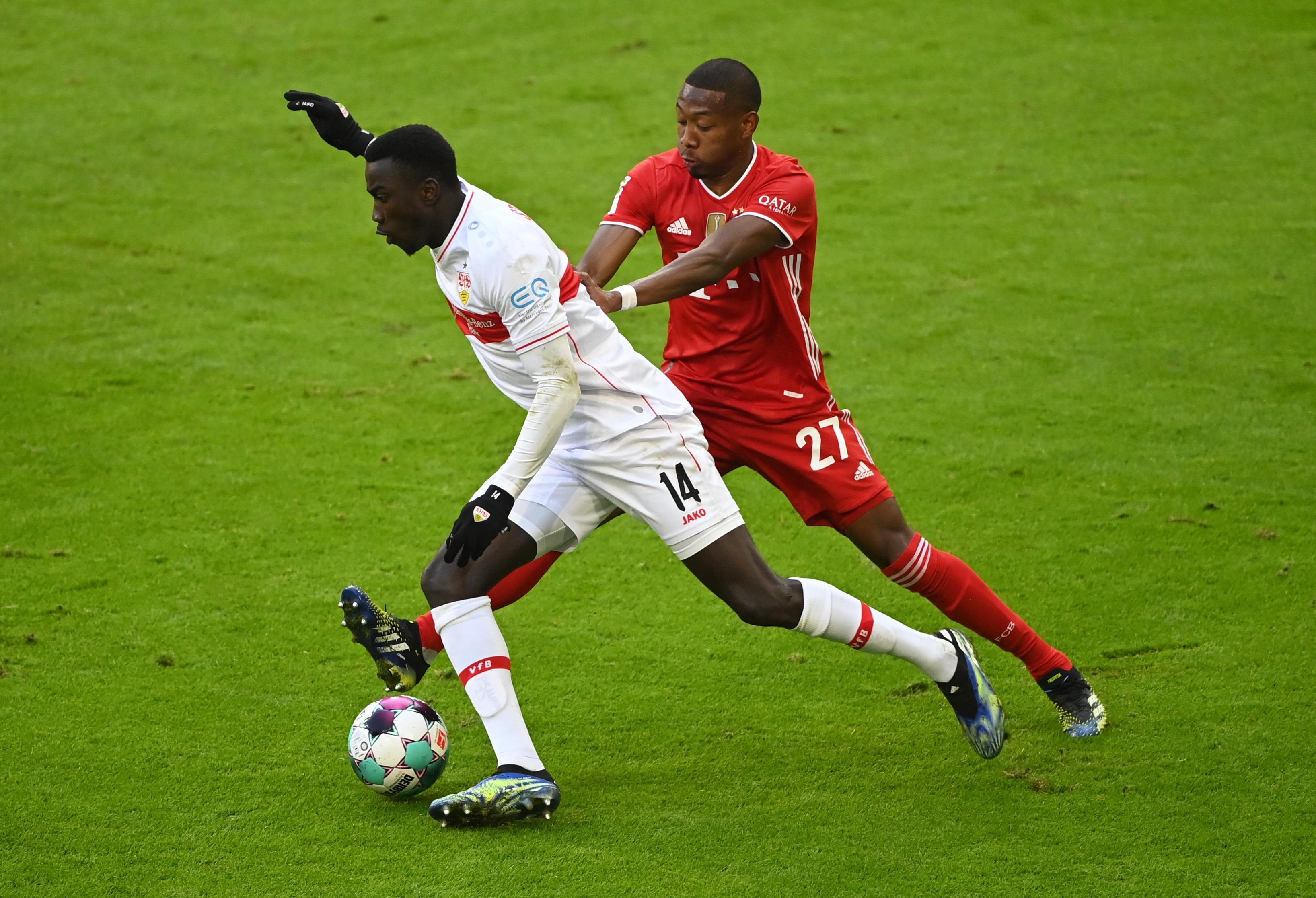 Bundesliga - Bayern Munich v VfB Stuttgart