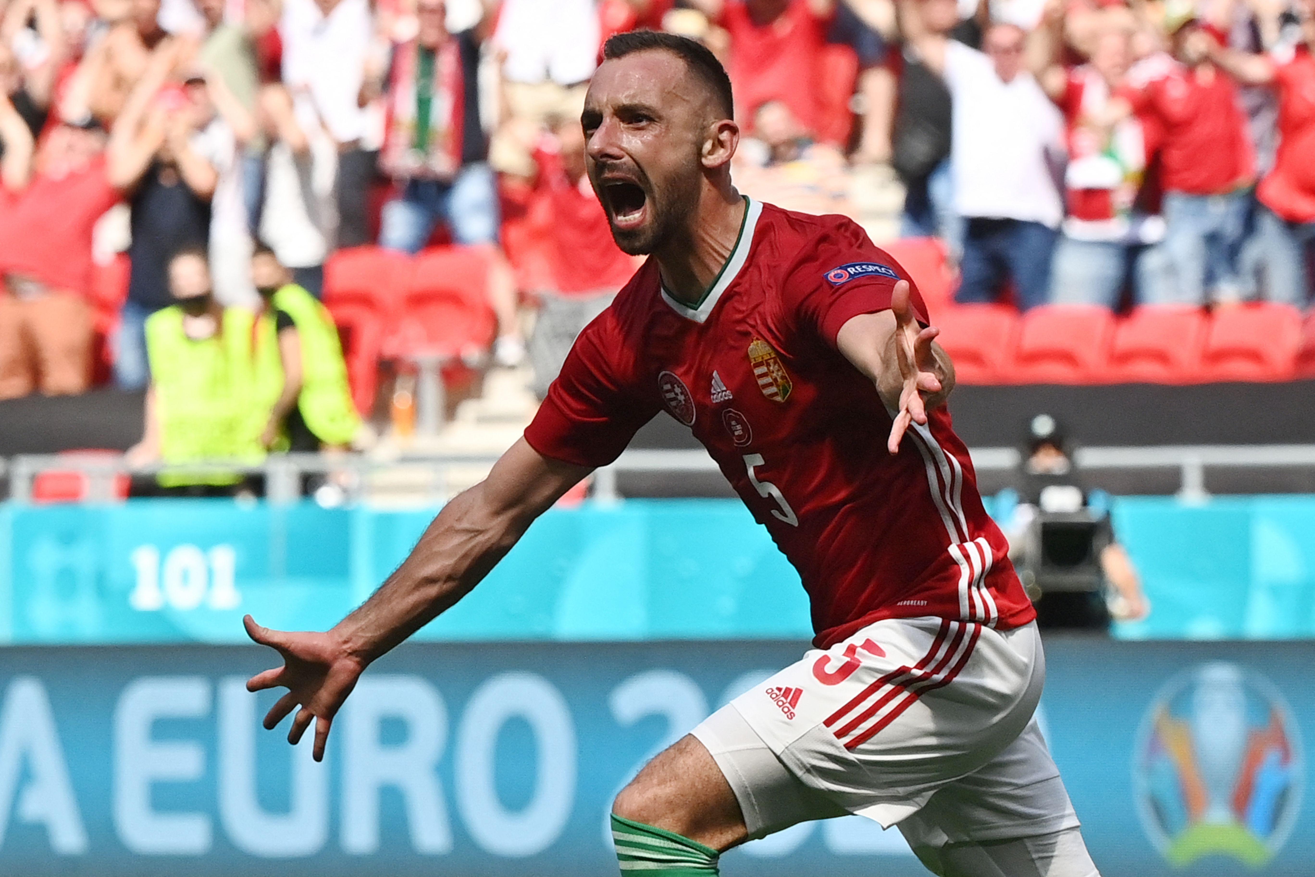 1:1 gegen Frankreich: Ungarn gelingt eine kleine EM-Sensation