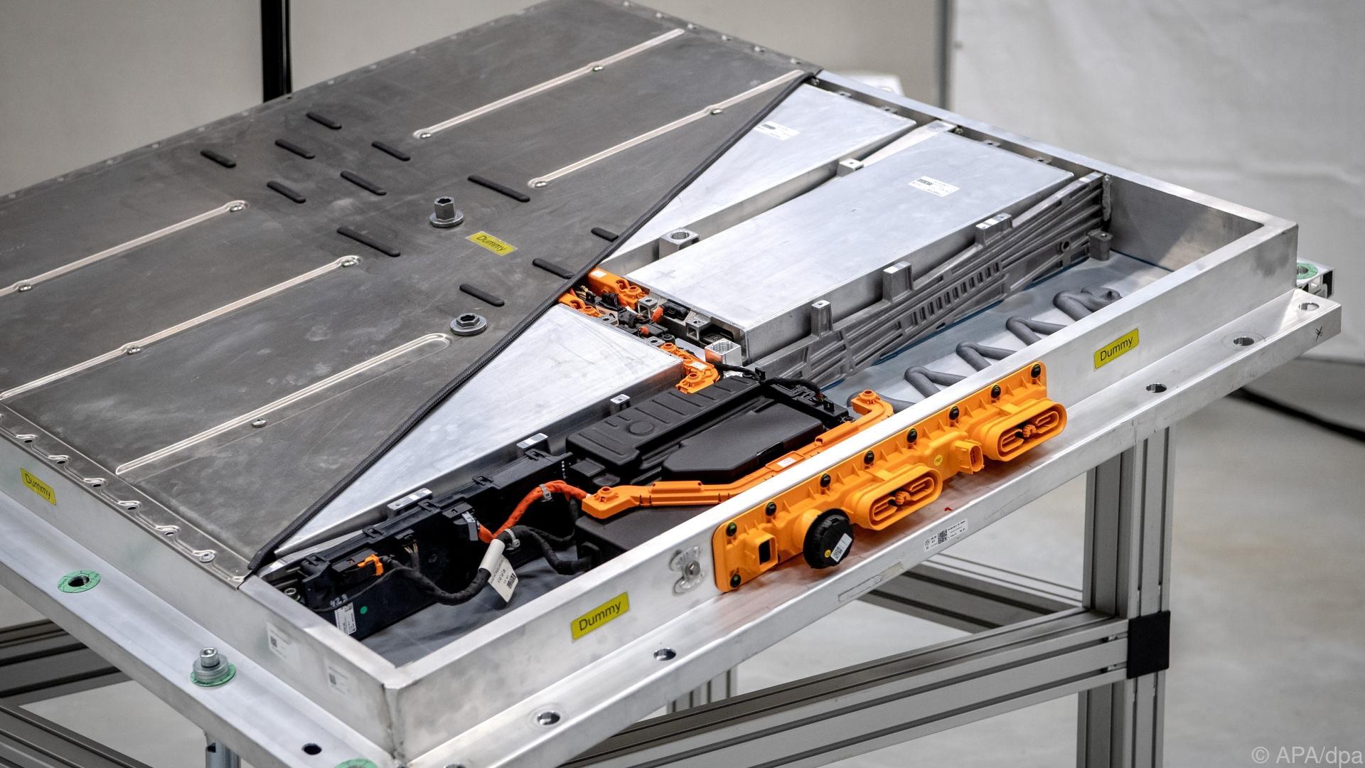 Northvolt-Chef stellt Börsengang des Batterieherstellers in Aussicht