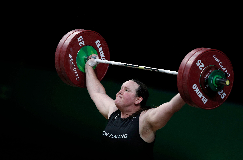 Erste Transgender-Athletin bei den olympischen Spielen