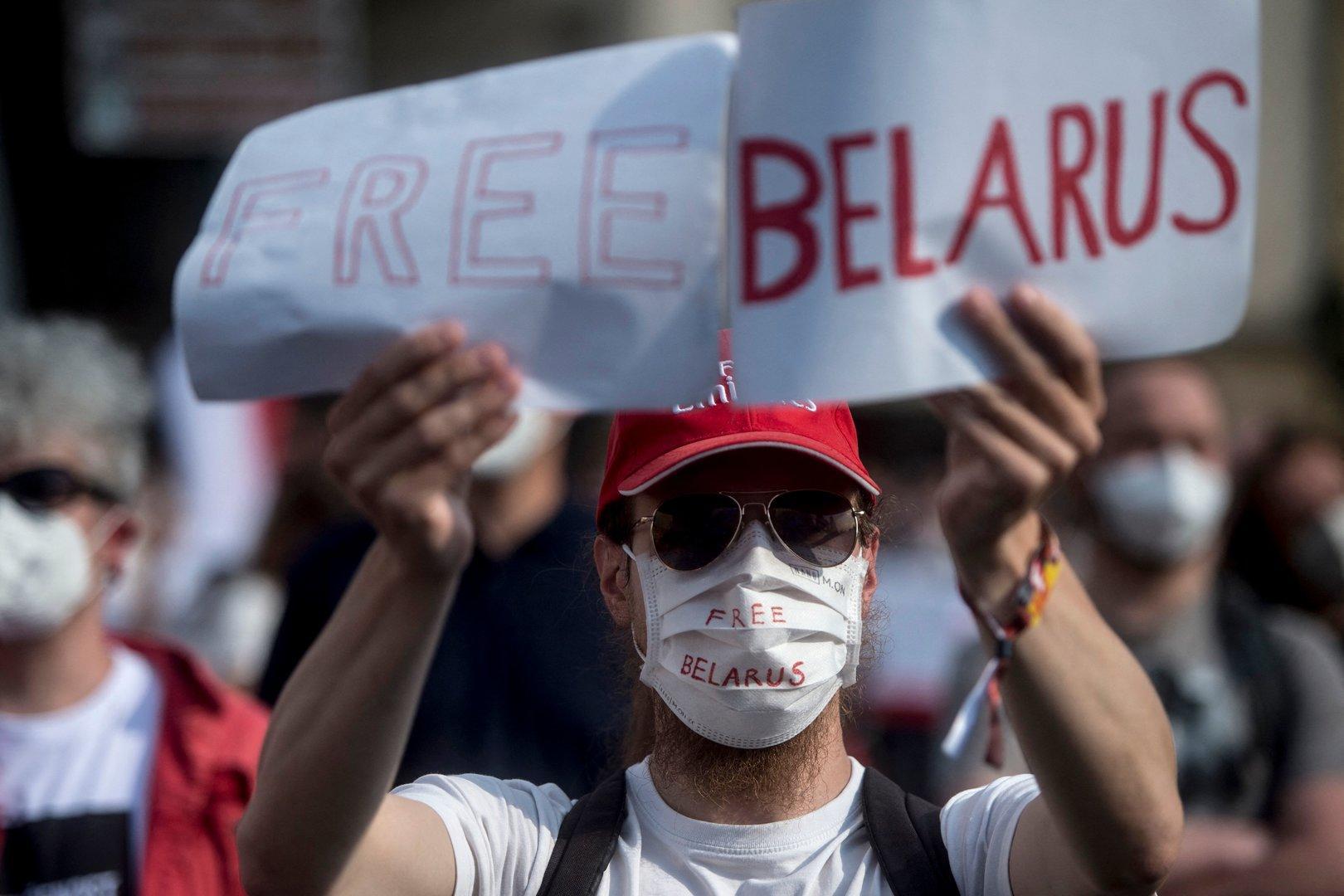 Belarussischer Aktivist Schischow erhängt in Kiew aufgefunden