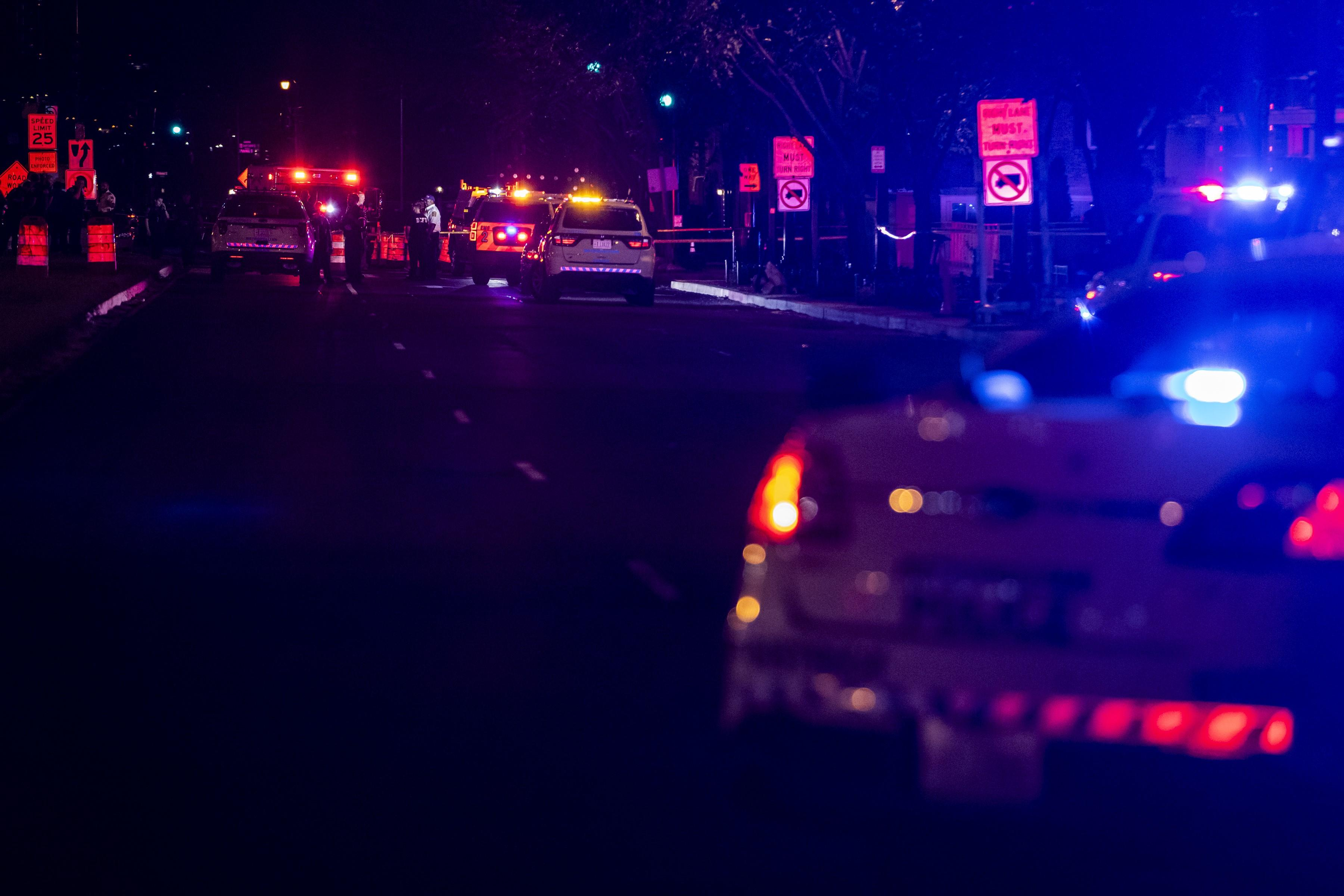 US-SHOOTING-REPORTED-NEAR-NATIONSLS-PARK-IN-WASHINGTON-DC