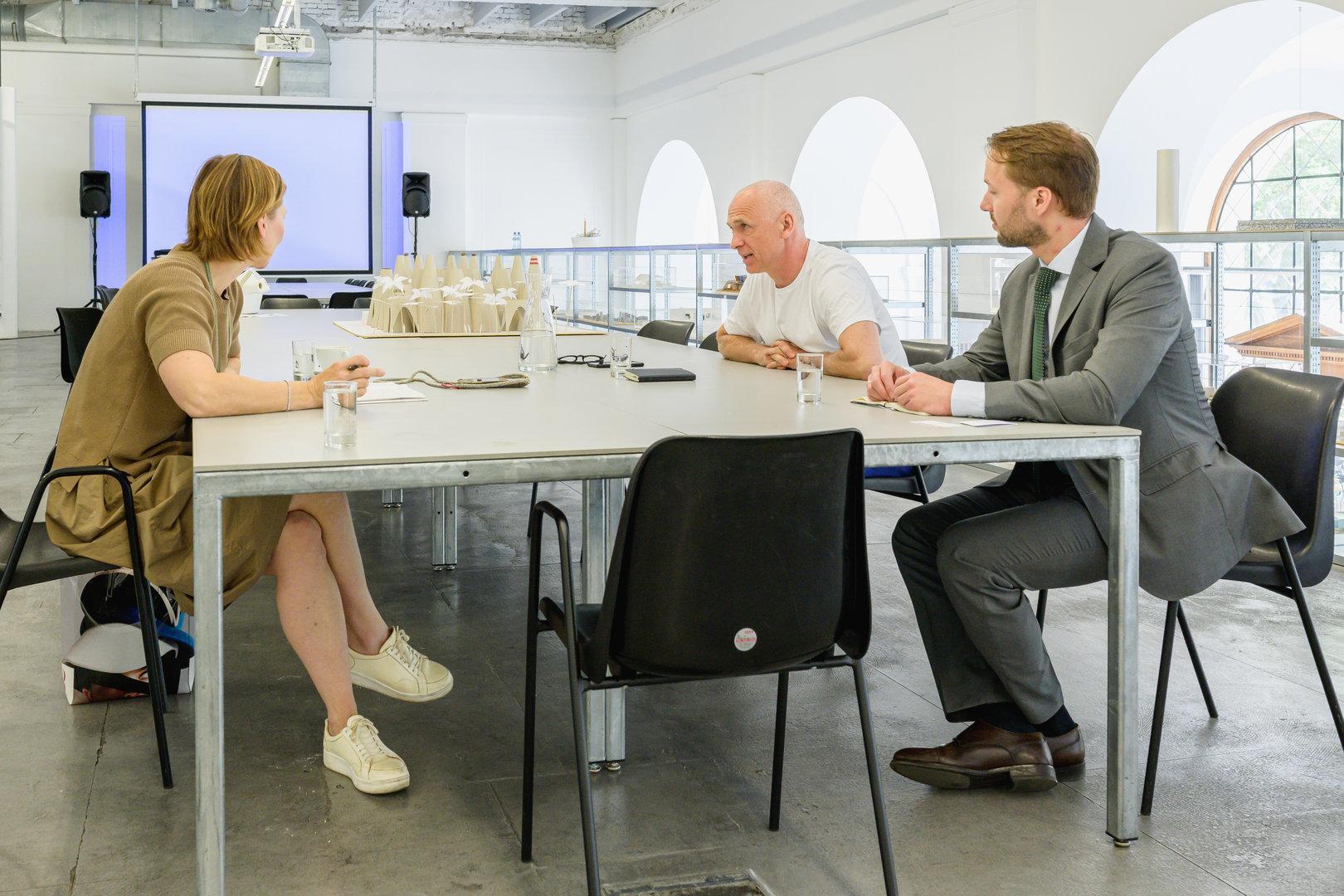 Der Expo-Architekt: Warum Gert Erhartt mit Emotion Punkten will