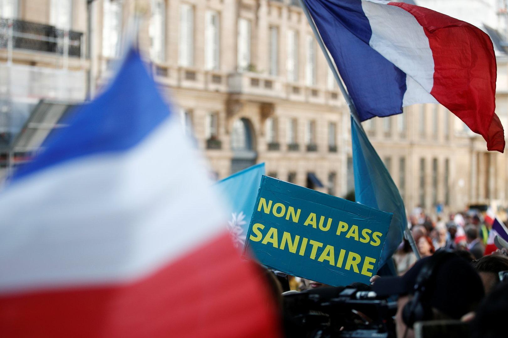 Französisches Parlament verabschiedet verschärfte Corona-Regeln