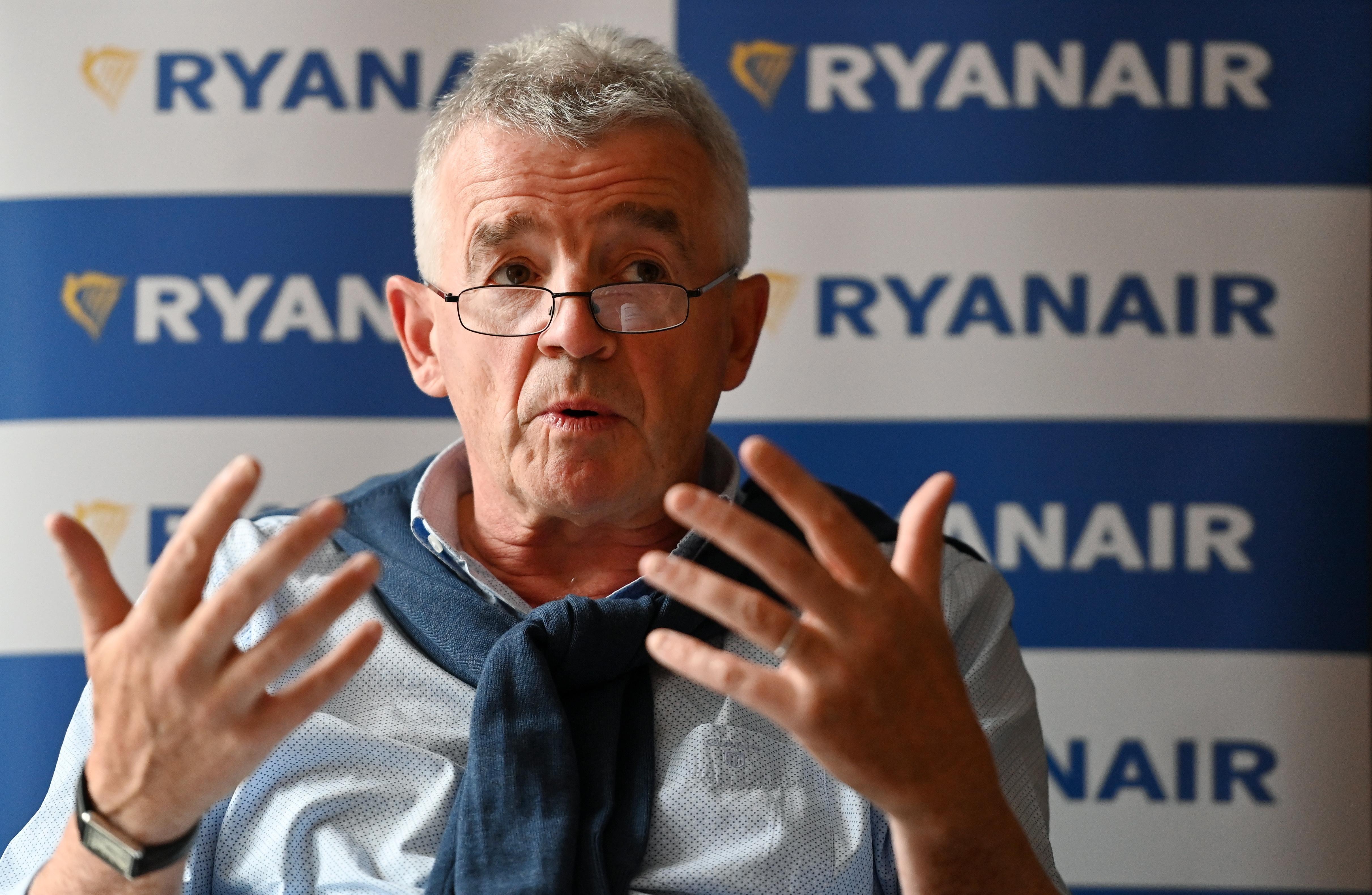 Ryanair startet in Wien durch:  Neue Flugzeuge, neue Strecken