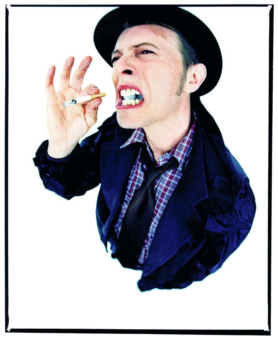 Das neue Bowie-Buch zeigt eines: Ikonische Images