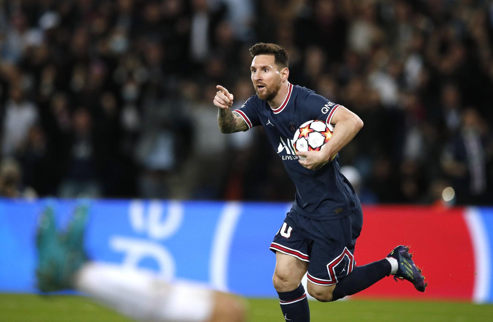 Champions League: Messi-Doppelpack, Debakel für Dortmund